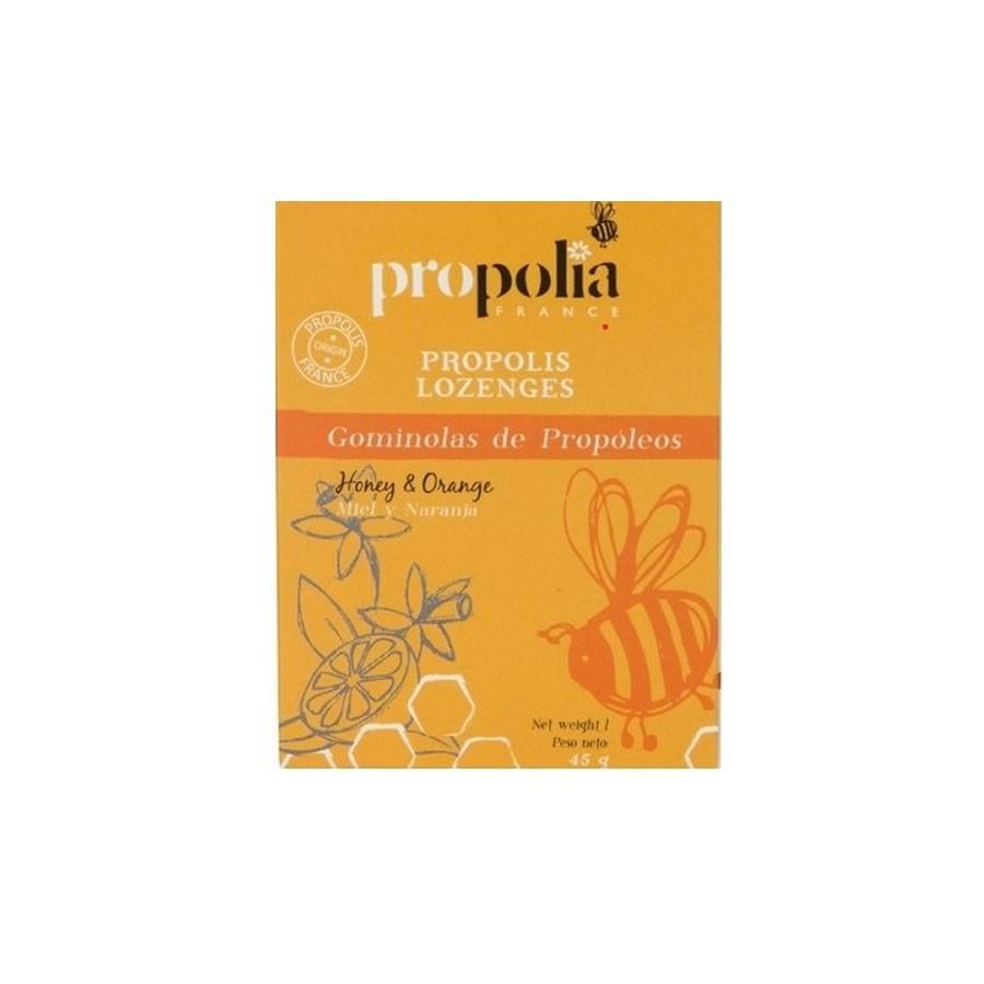 Propolis, Honey and Orange...