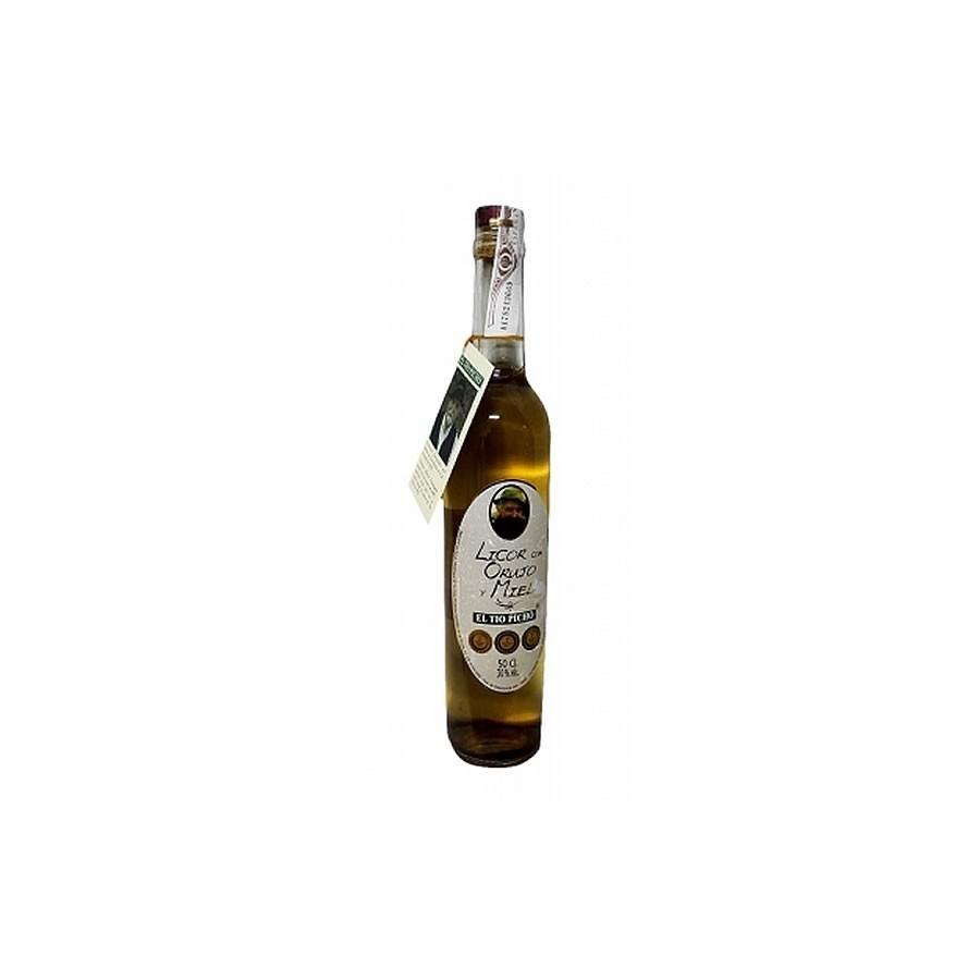 """Honey liquor """"El Tío Picho""""..."""