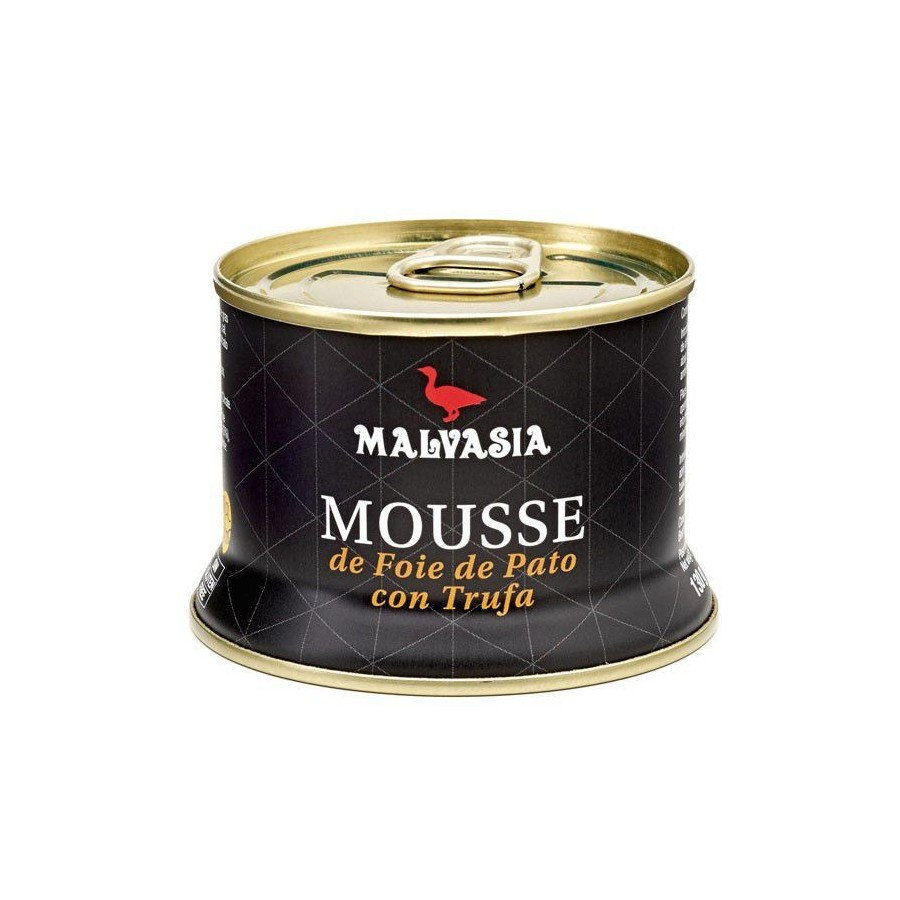 DUCK FOIE MOUSSE WITH...